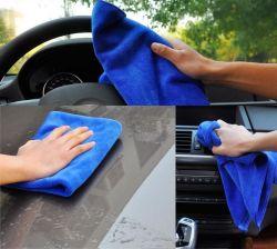 De Handdoek van Microfiber van de Was van de auto, de Schotel die van de Keuken Handdoek Microfiber schoonmaken