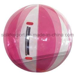 PVC água insufláveis pouca bola, Bola de hamster humana para o parque de diversões