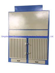 Collecteur de poussière de type modulaire Module de suppression de la poussière de broyage pour les grandes pièces