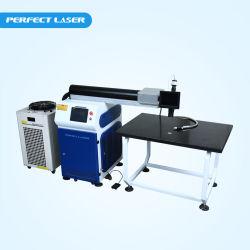 Van het van het aluminium de Machine van het Lassen van de Laser van de Brief Kanaal van de leiden- Advertentie