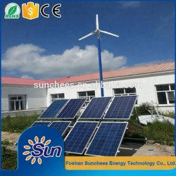 5kw 8kw off-Grid de sistema de Energía Solar Casa Solar Panel Solar Kit de Batería 5000W 10kw para la casa