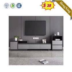 China Luz Fornecedor Gary mobiliário em madeira Tabela de Gaveta de suportes para televisores