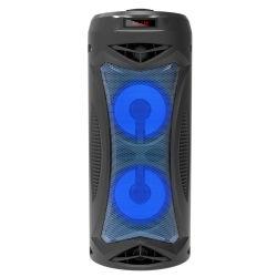 De draagbare Draadloze Spreker van de Telefoon van de Muziek van de Kolom van de Spreker Correcte Stereo Audio MiniSpreker Bluetooth