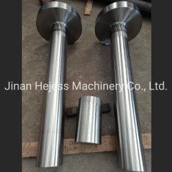 Forjamento a quente Rolos de Aço Chato Bar Fuso CNC