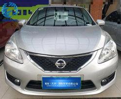 Intelligentes verwendetes Auto 2011 der Nissan-Qida Versions-1.6L CVT