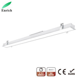 1,2 м 40W Потолочные светильники акцентного освещения LED линейные трубы