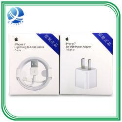 Câble USB 8 broches+adaptateur pour iPhone 5/5S/5c/6/6Plus/6S/6câble Chargiong splus