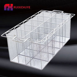Duurzame roestvrijstalen barbecue BBQ Grill Graadnet/BBQ Grill Mesh/barbecue-gril