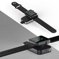 Carregadores Mini portátil sem fio portáteis Carregador Fonte de carregamento rápido para Apple assistir