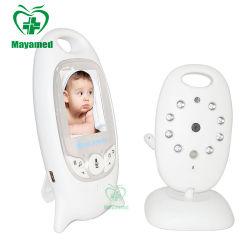 My-C047 2.4GHz inländisches Wertpapier-drahtloser bidirektionaler Lautsprecher-videobaby-Monitor beweglicher Nightvision Temperatur-Preis