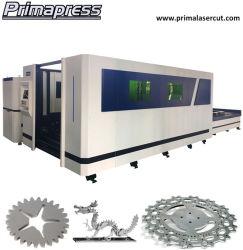 Nanjing 1530 acier au carbone portent tous sur machine de découpage au laser à filtre avec 3 ans de garantie