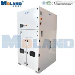 Corte a Laser de fibra Mlwf800 Coletor de pó metálico extractor de fumos do filtro de fumo
