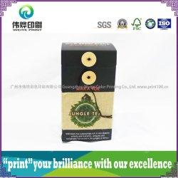 Petit commerce de gros papier imprimé personnalisé pour les emballages alimentaires boîte Gâteau/thé/Candy