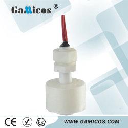 Horizontaler Wasserspiegel-Fühler des Glt605 Niveauschalter-pp. flüssiger