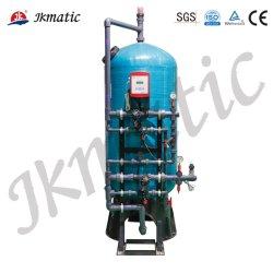 Jkmatic harsuitwisseling/silica Sand/actieve koolstof/multimedia waterfilter en ontharder behandeling Apparatuur Bespaar tot 50% water en 30% zout