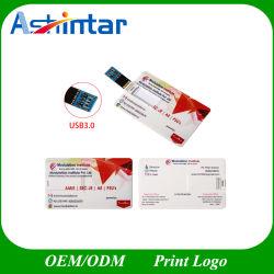 بطاقة USB Flash Drive Card USB Flash Memory Pen Drive بطاقة الائتمان بطاقة USB