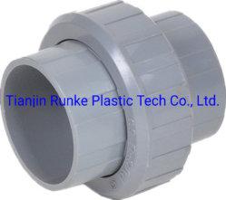 高品質プラスチックメートルUPVCの管付属品のゴムリングの接合箇所