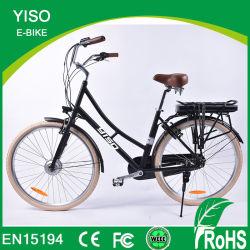La ciudad de la batería de litio e Moto Moto E Bike