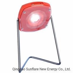 Marcação&Rosh 0,5W titulados Solar LED Horas da Lâmpada de sinalização