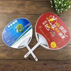 Il ventilatore di plastica promozionale può stampare il logo