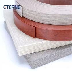 Décoration en plastique ABS acrylique / Edge pour les meubles de baguage/ Bande de bandes de chant plastique PVC