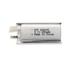 Прямых продаж на заводе 3,7 В полимерные литиевые батареи Lipo 682045 650 ма для электронных сигарет