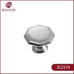 Zl2174 liga de zinco Móveis de metal BOTÃO DE PORTA