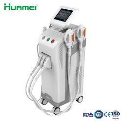 Beste Keus van het Systeem van de Verwijdering van het Haar van Shr van de Laser van Nd YAG van Elight IPL rf van de Apparatuur van de Machine van de Schoonheid van Huamei van Shandong de Multifunctionele voor het Centrum van de Schoonheid