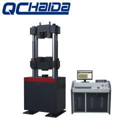 Double-Column electrónico de tracción de acero de instrumento de comprobación