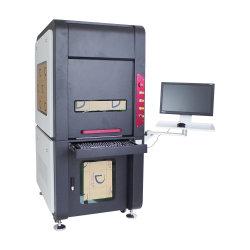 Laser incluso della fibra del metallo del laser di Jpt M6 Mopa per il taglio 70W dell'argento dei monili del laser della macchina per incidere di colore della foto della marcatura