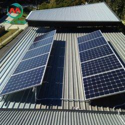 Het Volledige Vastgestelde Systeem van de zonneMacht 10kw van Levering voor doorverkoop van de Zonnepanelen van de Uitrusting 10000W van het Net 10kw de Zonne
