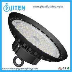 Beleuchtung-Vorrichtung 100W 120W 150W 200W 250W des Lager-LED industrielles hohes Bucht-Licht UFO-LED