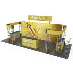 6*3 tissu spécial pour l'exposition de la construction du stand