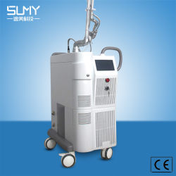 Салон машины женщин с помощью ультразвуковой вагинальные кожу затяните & складок лазер CO2 оборудования для омоложения кожи