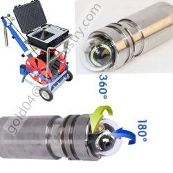 Zubehör-Ausbohrungs-Loch-Übersichts-Kamera Gygd durchlöchern unten Speicher-Kamera-Preis-Wasser-Vertiefungs-Videokamera-wasserdichtes Kamera-System