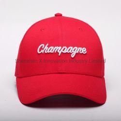カスタム昇進の帽子3Dの刺繍のゴルフ帽子の方法バイザーのスポーツの野球帽