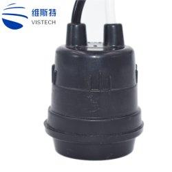 Supporto di plastica della lampada di stile antico per il cavo della lampada di DIY