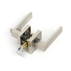 Tubular de Alta Seguridad para Trabajo Pesado de Aleación de Zinc de la Palanca de Bloqueo de Puerta