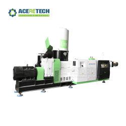 Déchets Aceretech PE PP la granulation de l'équipement en plastique