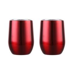 卸し売りステンレス鋼の真空の再使用可能な飲むコーヒーSippyのコップ