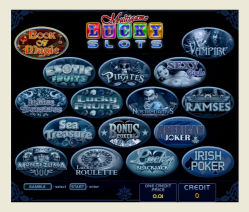 Lucky разъемы 16 В 1 Слот казино рулетка машины Pbc азартные игры для продажи