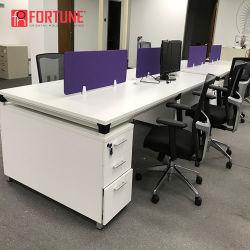 Hochwertige Arbeitsstation Für Offene Büromöbel Mit 6 Personen