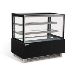 strumentazione di visualizzazione di refrigerazione della vetrina del refrigeratore della torta di 1200mm