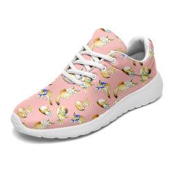 Custom Mens chaussures de course à pied occasionnel Sneakers Workout Athletic chaussures de sport pour hommes et femmes