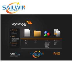 Une version R40 Wysiwyg chiffré de préforme Dongle pour contrôleur DMX spectacle de lumière