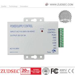 alimentazione elettrica di controllo di accesso di 12V 3A per controllo di accesso di obbligazione