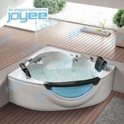 Joyee дешевые угловой ванной панель управления ванной сливной пробки