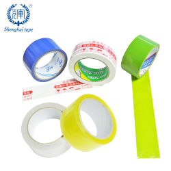 BOPP Film und Acrylic Glue Without Noise Packing Tape