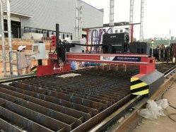 aço carbono espessura grande equipamento de corte de chama de Plasma CNC