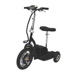 Alimentado por bateria de 3 rodas Scooter eléctrico